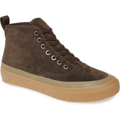 Seavees Mariners Waterproof Sneaker Boot, Brown