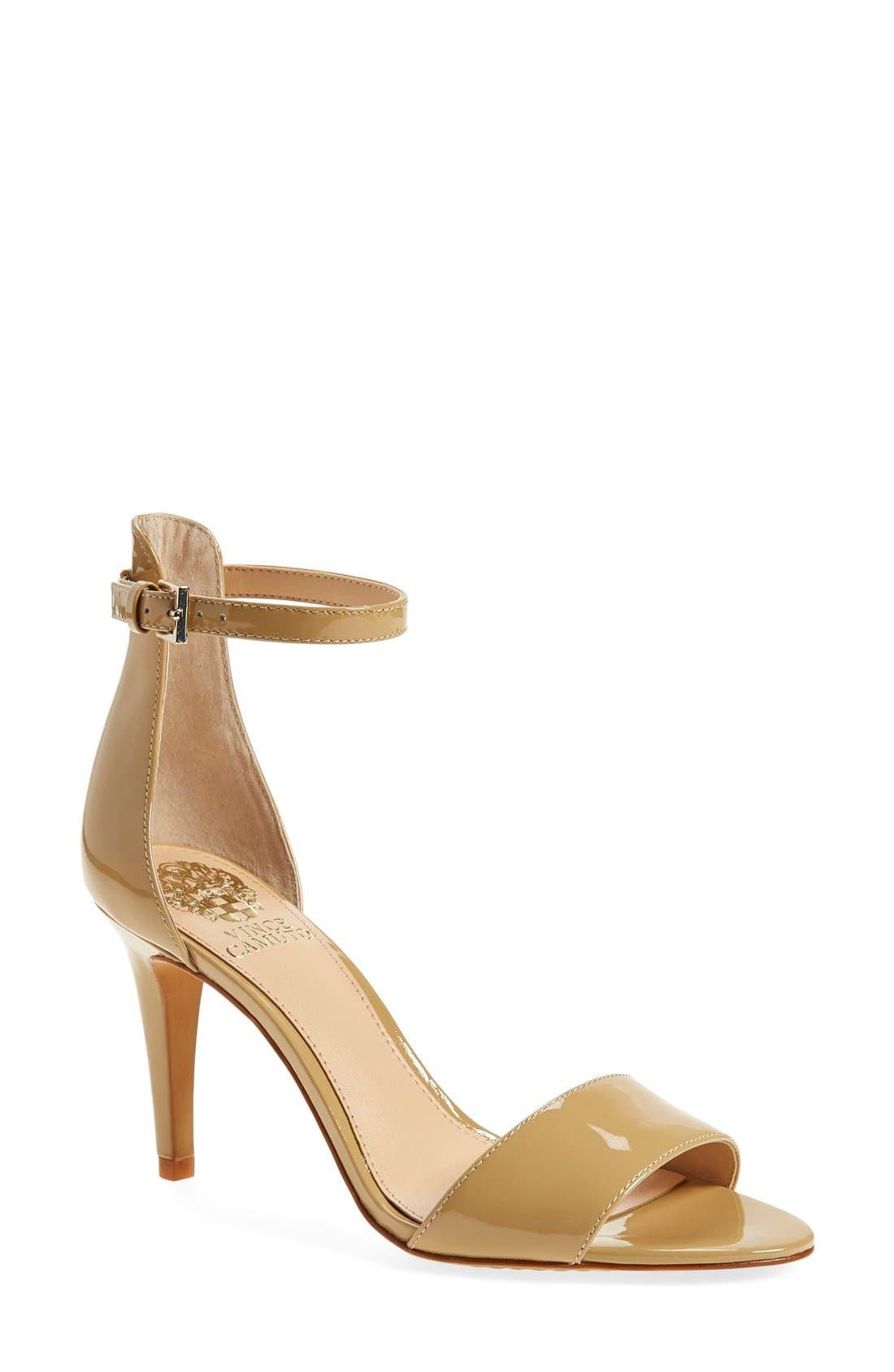 ,                             'Court' Ankle Strap Sandal,                             Main thumbnail 54, color,                             250