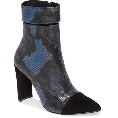 42 Gold Kiki Boot, Blue