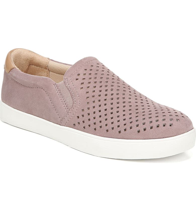 DR. SCHOLL'S Original Collection 'Scout' Slip On Sneaker, Main, color, PINK LEATHER
