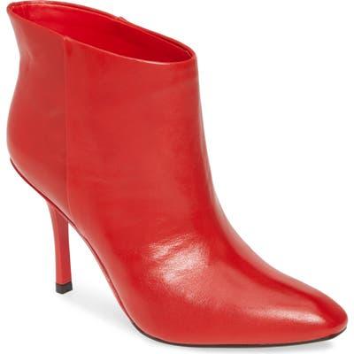 Calvin Klein Mim Bootie, Red