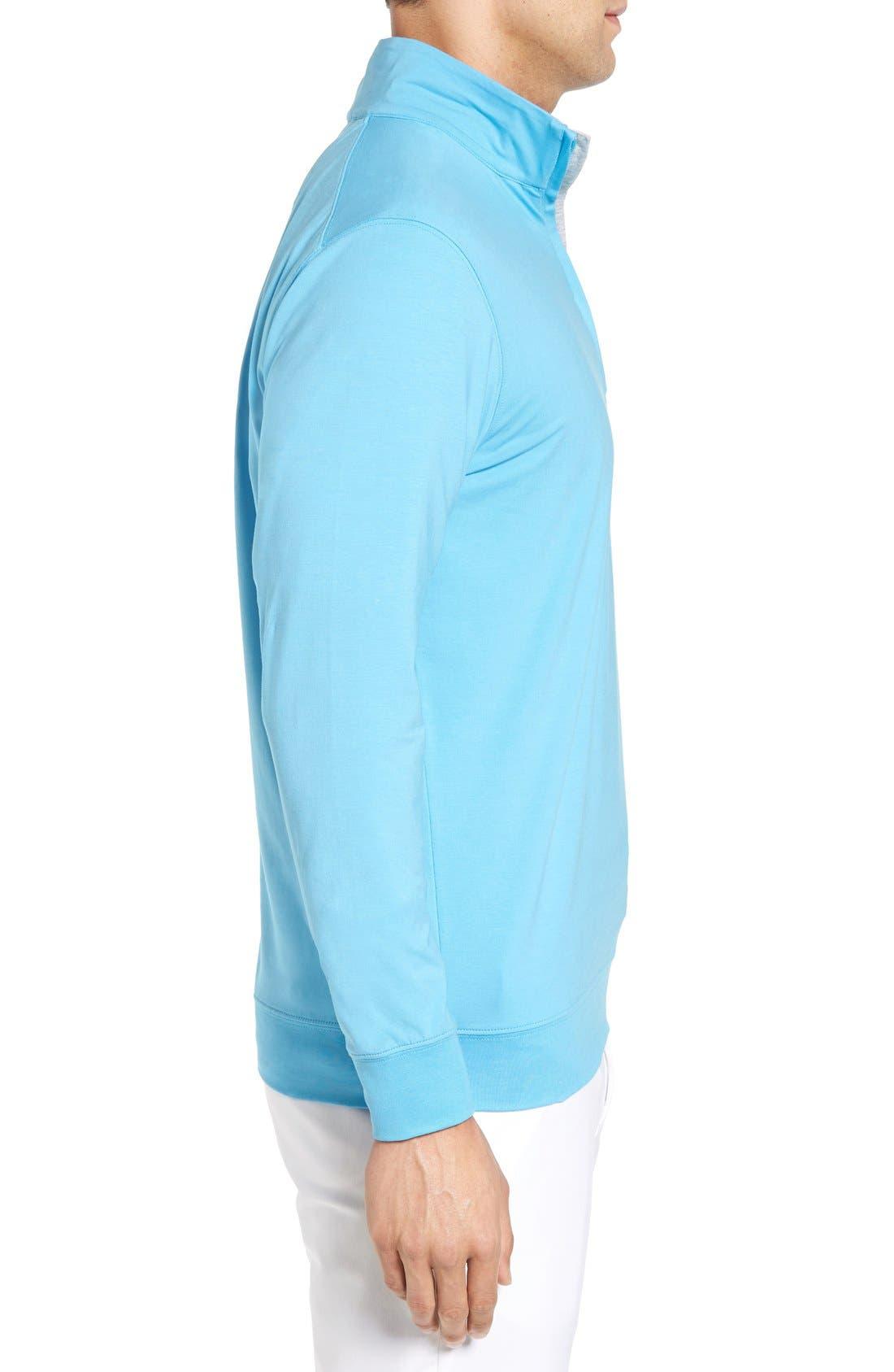 ,                             PTO Liquid Stretch Quarter Zip Pullover,                             Alternate thumbnail 43, color,                             402