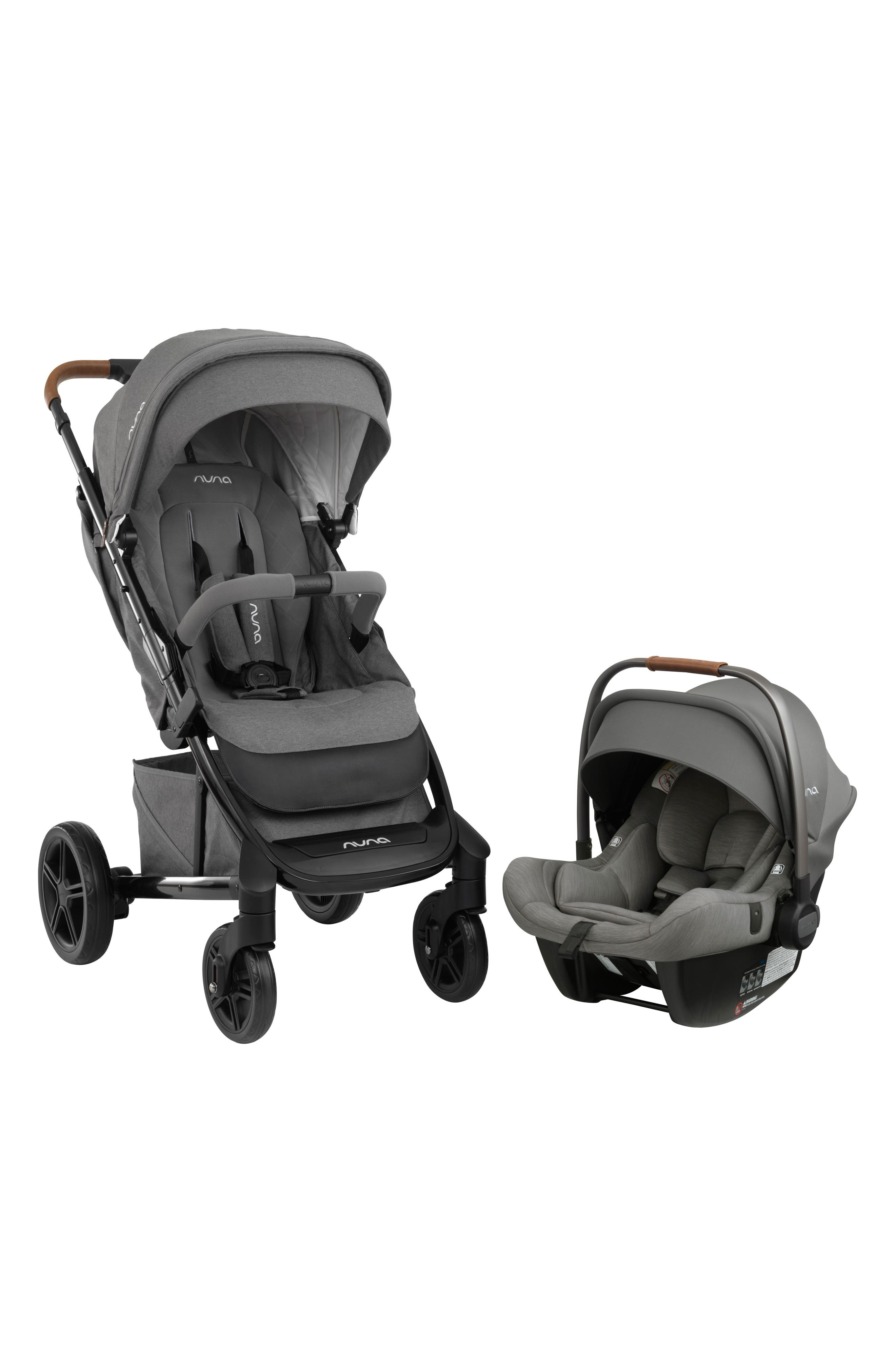 2019 TAVO<sup>™</sup> Stroller & PIPA<sup>™</sup> Lite LX Car Seat Travel System, Main, color, GRANITE