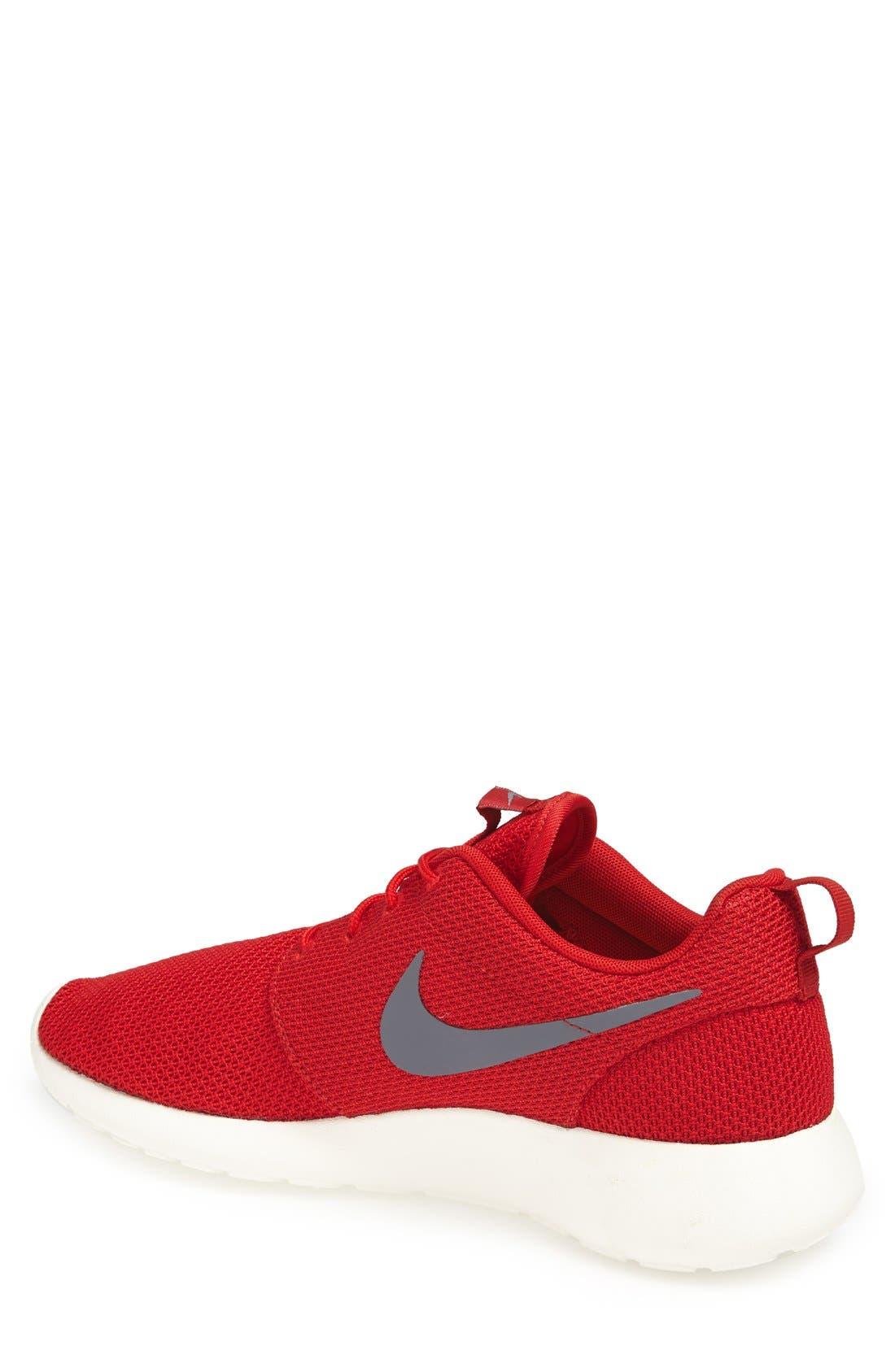 ,                             'Roshe Run' Sneaker,                             Alternate thumbnail 125, color,                             601