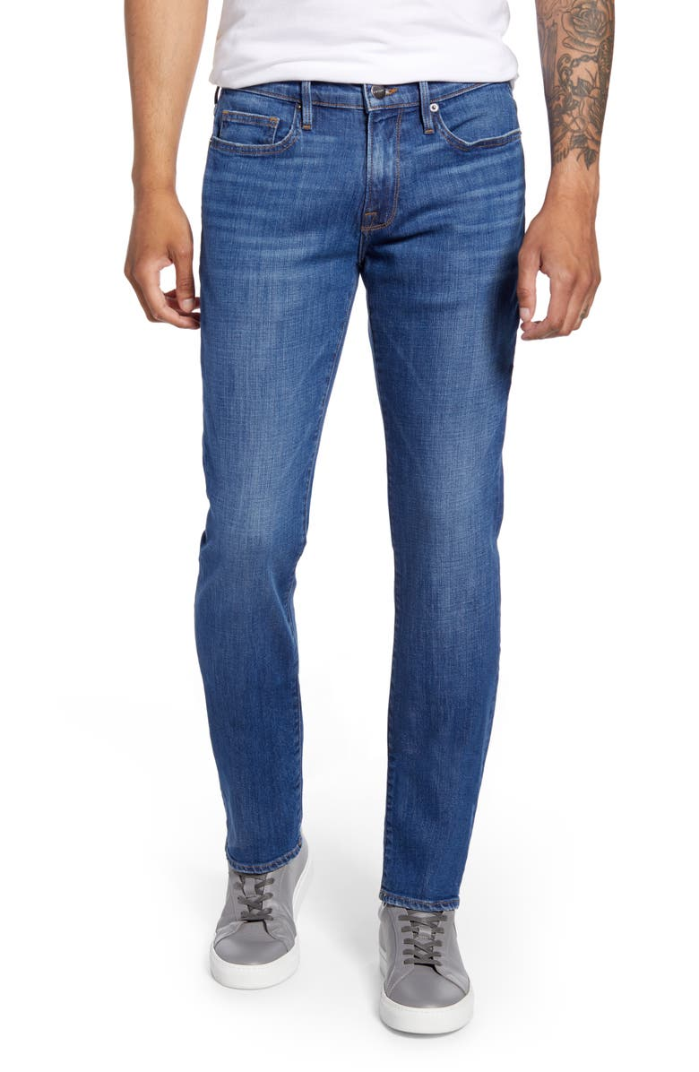 FRAME LHomme Slim Fit Jeans Verdugo