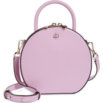 Kate Spade New York Andi Canteen Leather Crossbody Bag - Pink