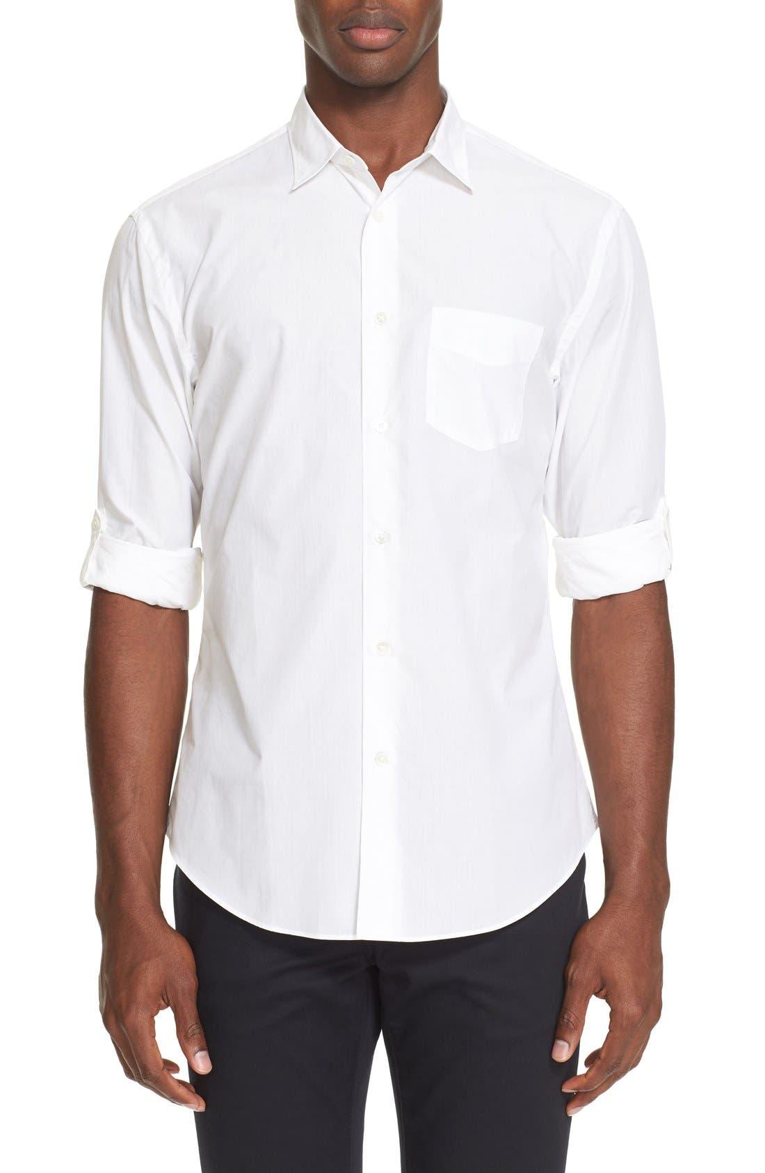Slim Fit Sport Shirt