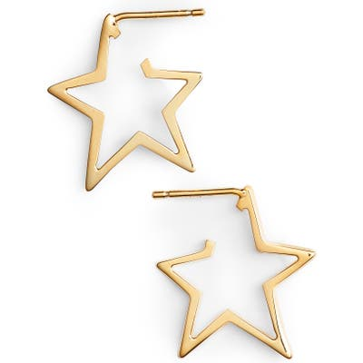 Jennifer Zeuner Sade Star Small Hoops