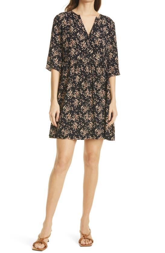 Ba&sh VLADA FLORAL SHIFT DRESS
