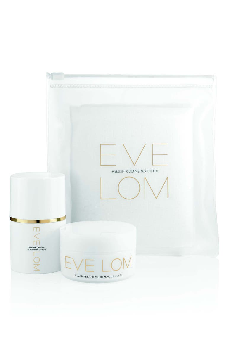 EVE LOM SPACE.NK.apothecary EVE LOM The Ultimate Cleanse Set, Main, color, 000