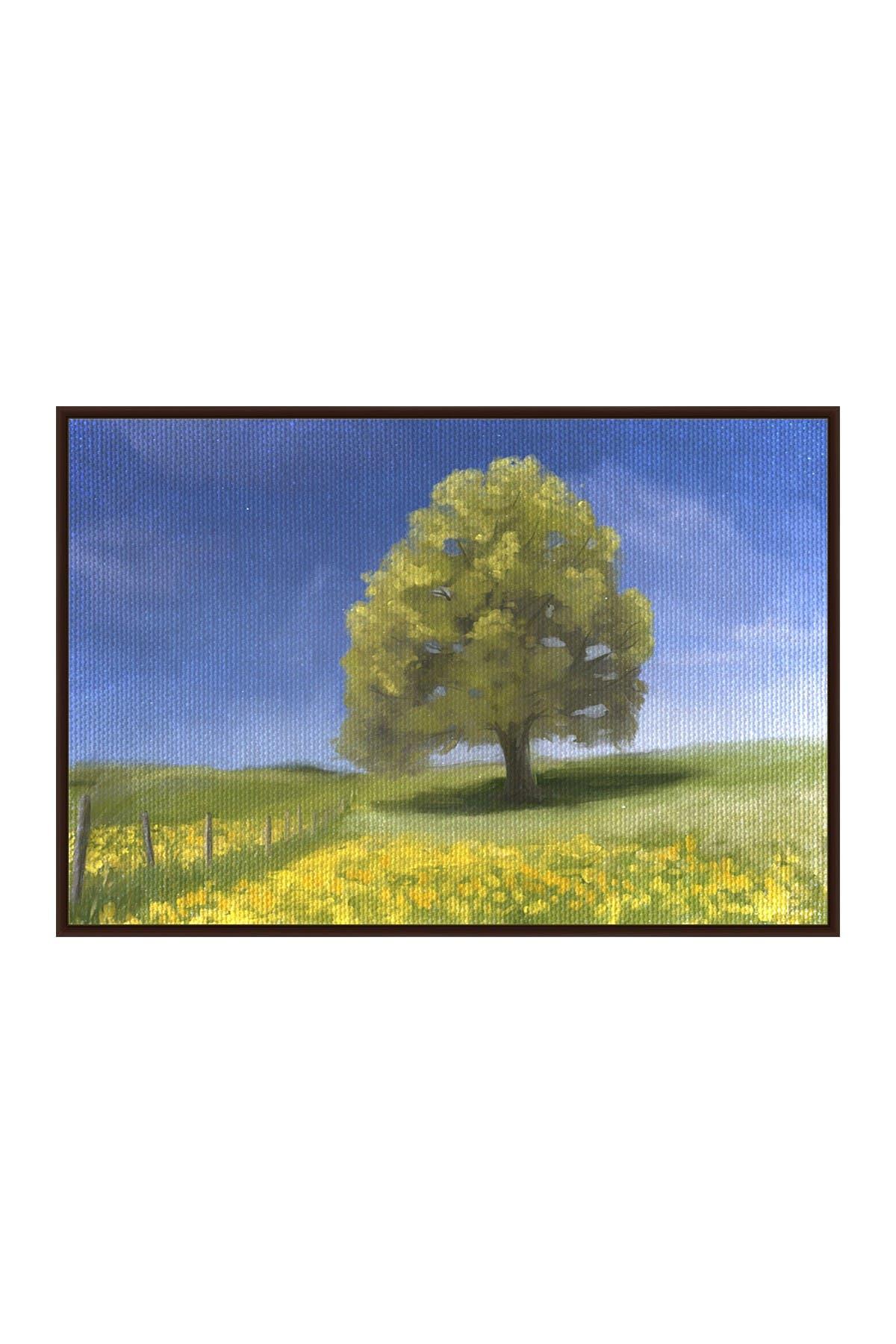 Image of PTM Images Medium Tree Landscape Canvas Wall Art