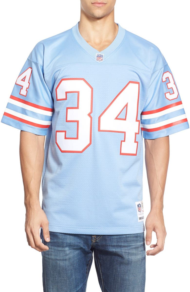 online store e5ba5 38299 Mitchell & Ness 'Earl Campbell' Replica Jersey | Nordstrom