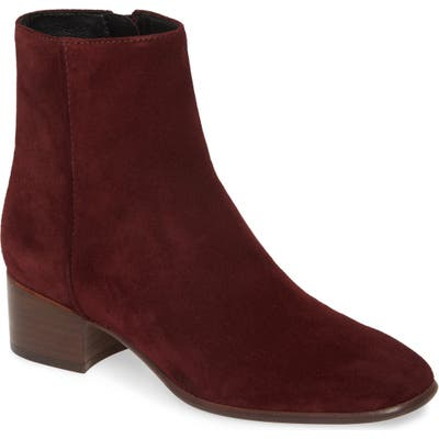 Rag & Bone Aslen Boot, Burgundy