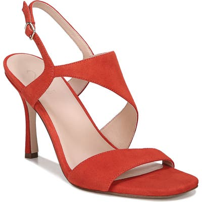27 Edit Lanie Sandal, Red