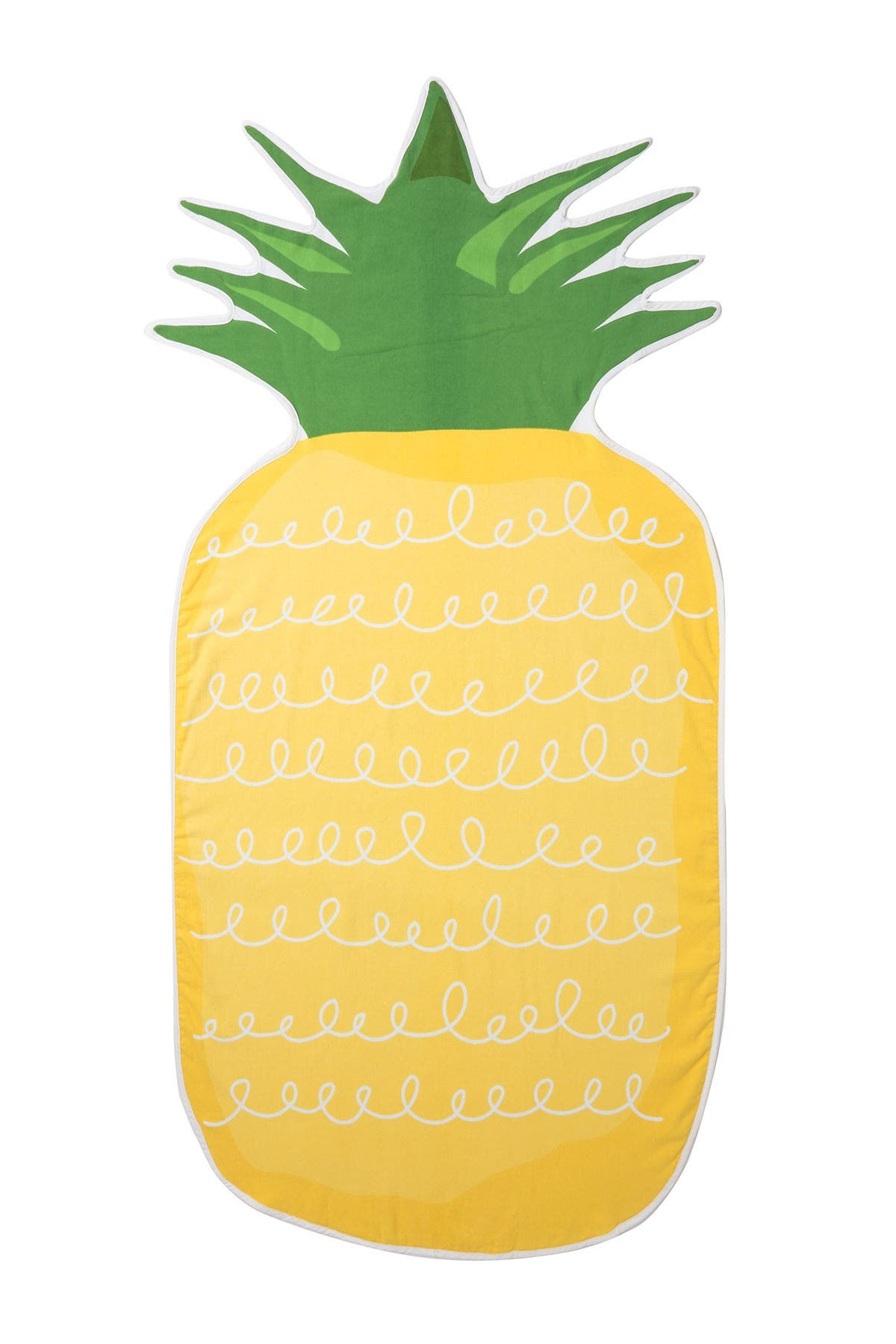 "Image of Nordstrom Rack Fruit Shaped Beach Towel - 35"" x 70"""