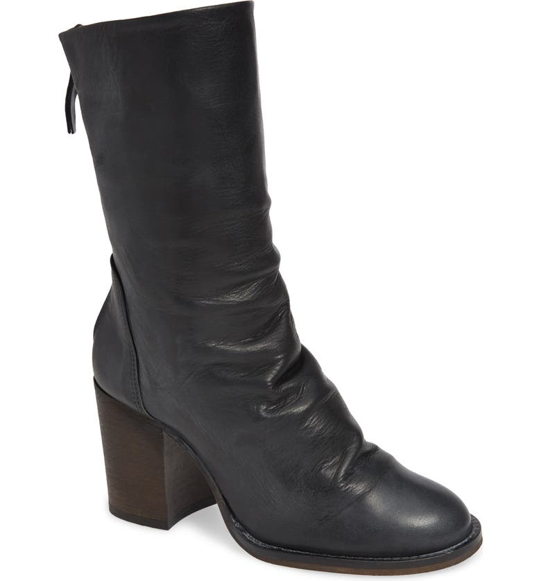 FREE PEOPLE Elle Boot, Main, color, BLACK LEATHER
