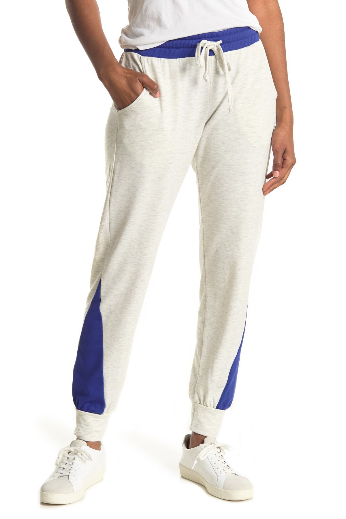 Image of PST by Project Social T Colorblock Fleece Joggers