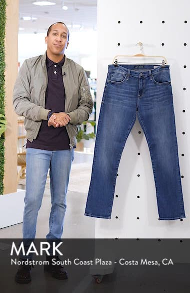 Zach Straight Leg Jeans, sales video thumbnail