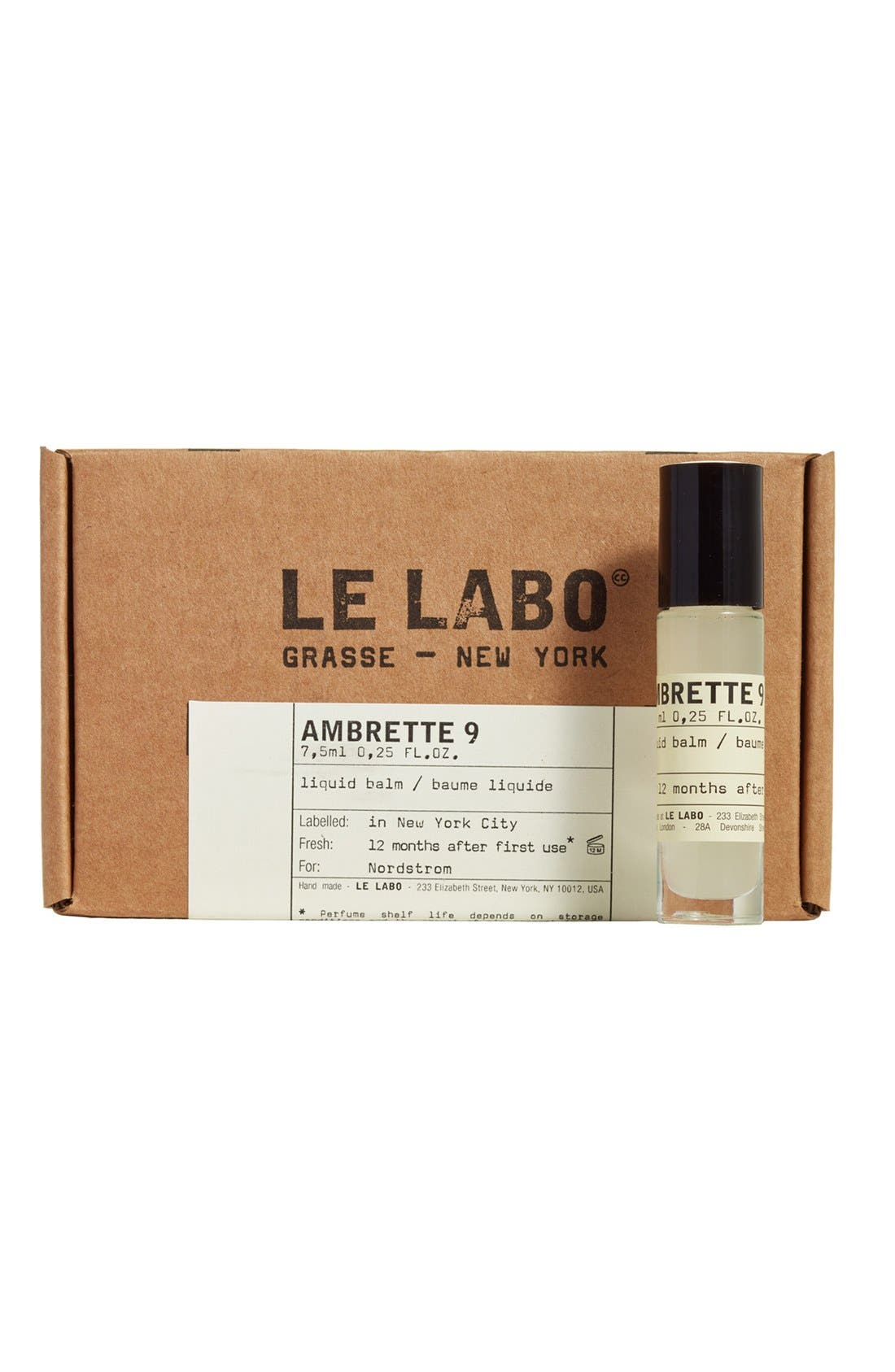 ,                             'Ambrette 9' Liquid Balm,                             Alternate thumbnail 3, color,                             000