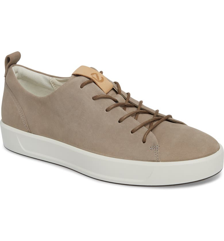 ECCO Soft 8 Sneaker, Main, color, MOONROCK