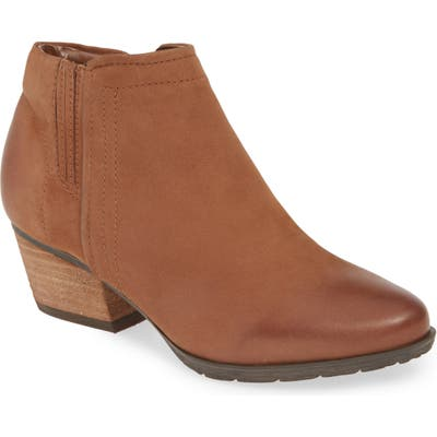 Blondo Valli 2.0 Waterproof Bootie- Brown (Nordstrom Exclusive)