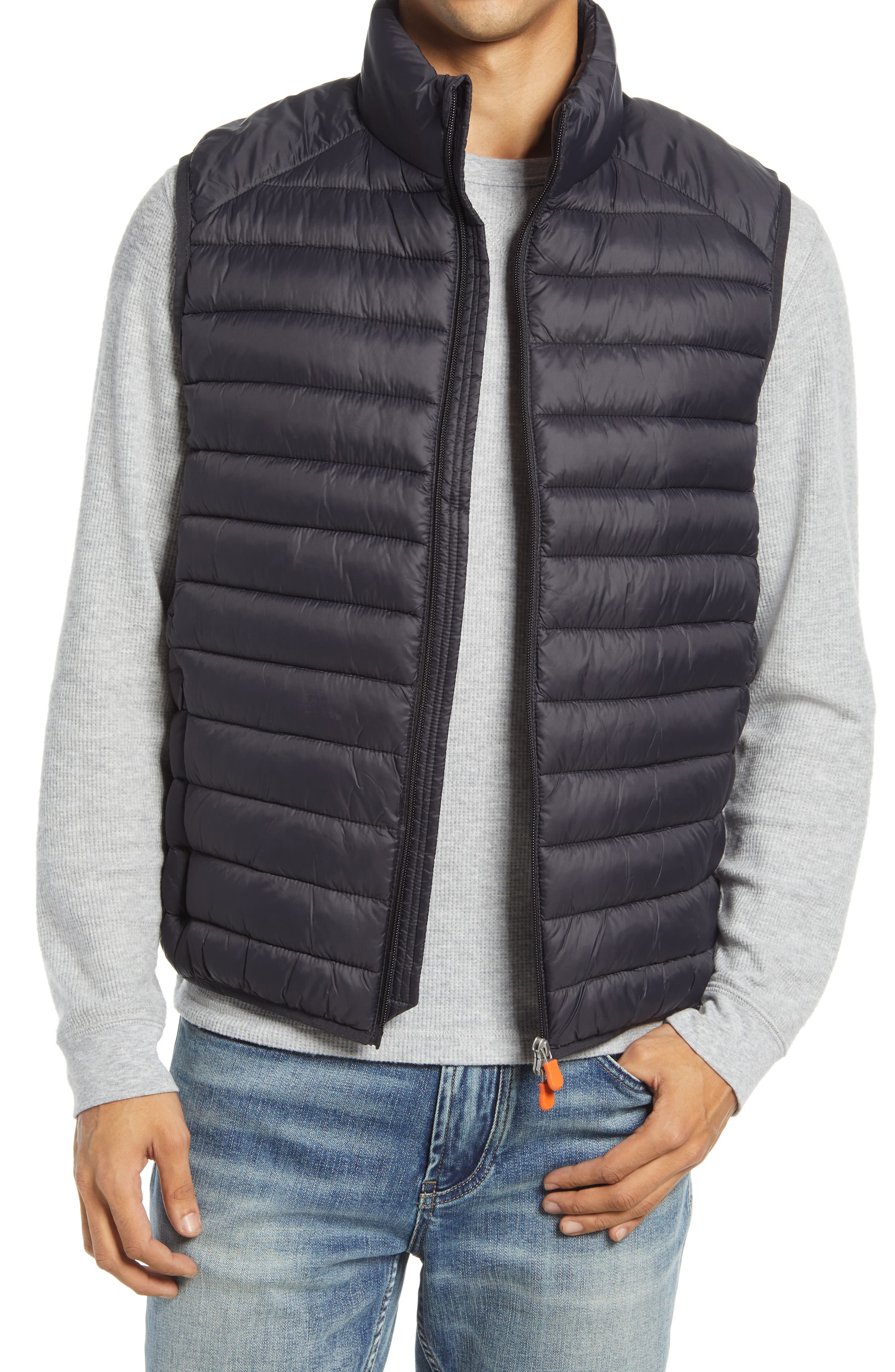 Image of Save The Duck Water & Wind Resistant Puffer Vest