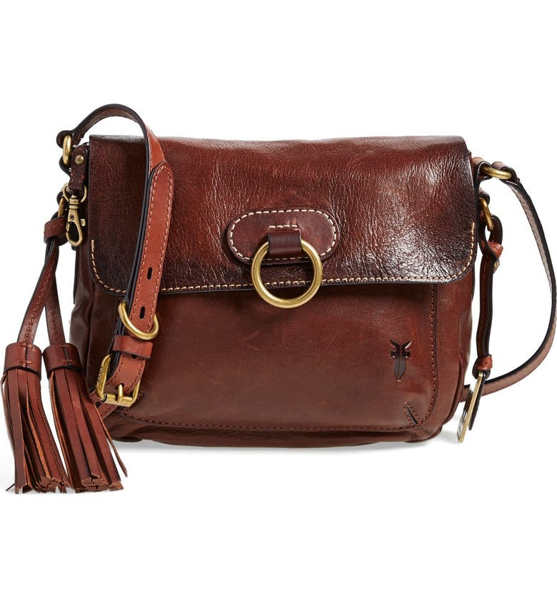 FRYE 'Esther Ring' Crossbody Bag, Main, color, 200