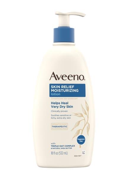 Image of Aveeno Skin Relief 24-Hour Moisturizing Lotion - 18 oz