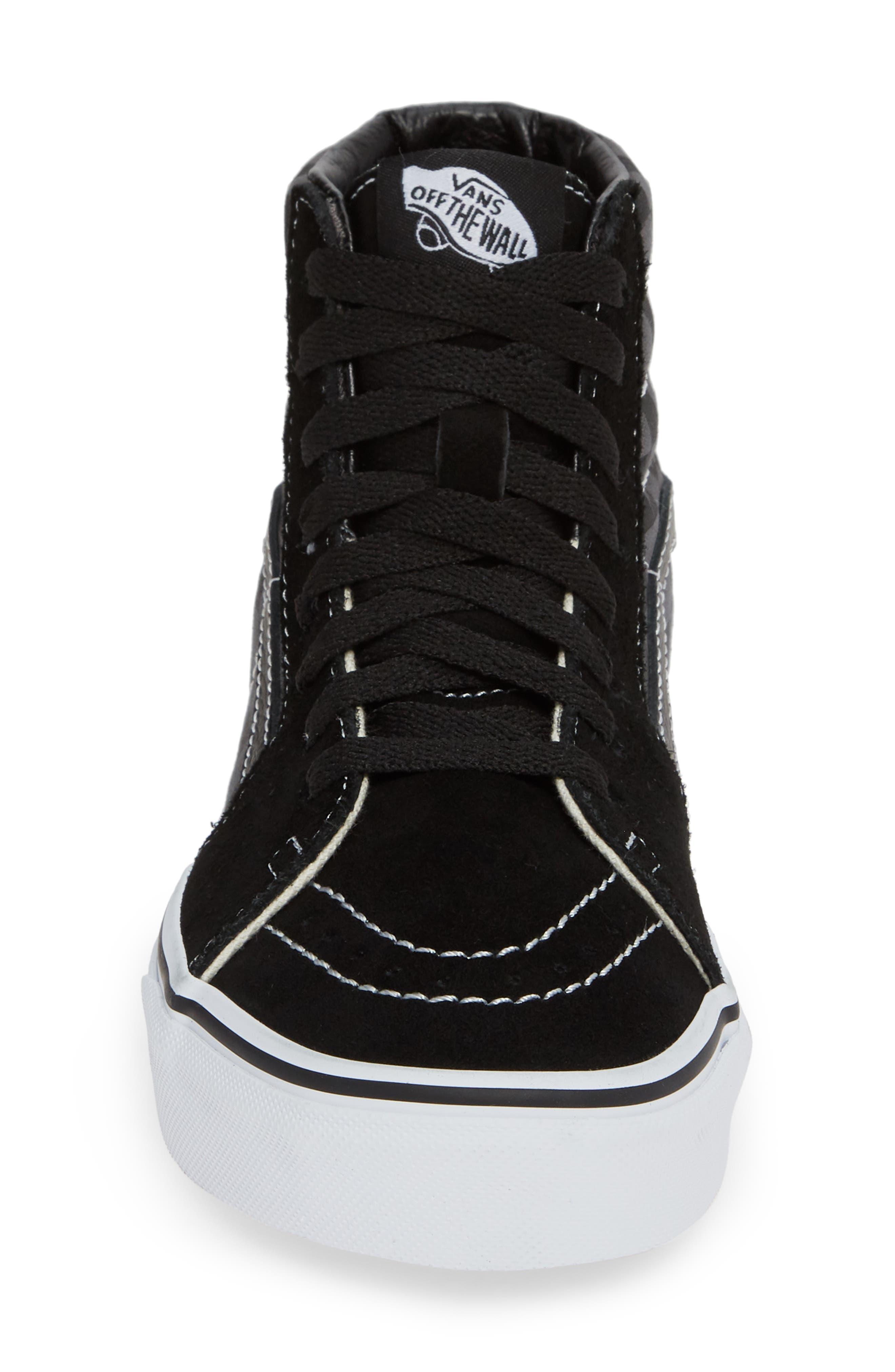 ,                             Sk8-Hi Checker Sneaker,                             Alternate thumbnail 10, color,                             007