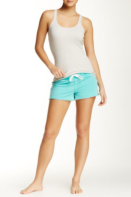 Image of Honeydew Intimates Burnout French Terry Shorts