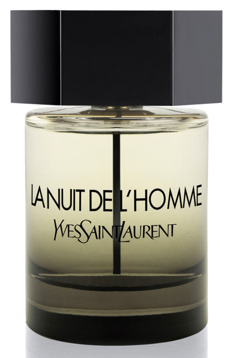 YVES SAINT LAURENT La Nuit de l'Homme Eau de Toilette, Main, color, NO COLOR