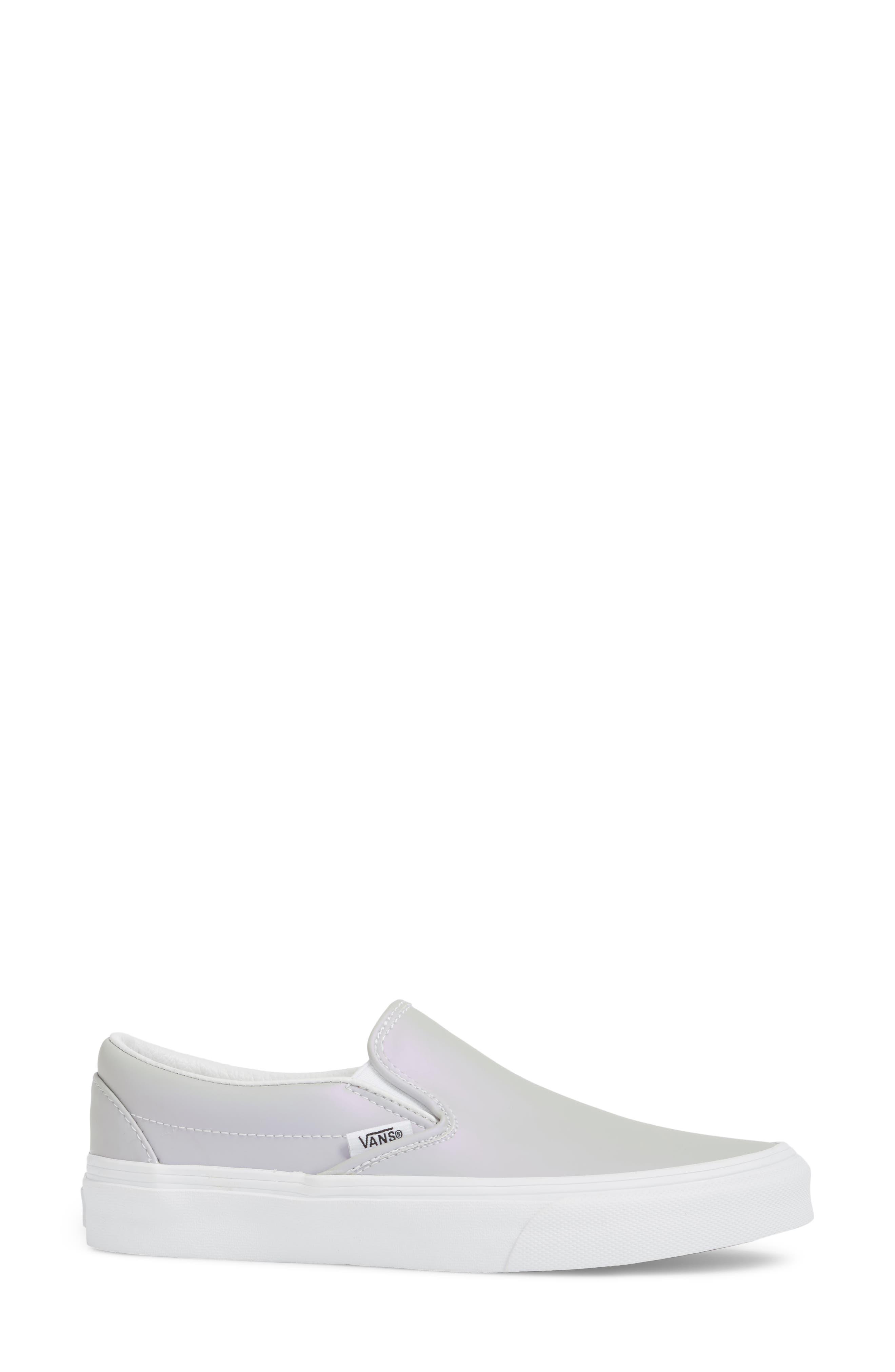,                             Classic Slip-On Sneaker,                             Alternate thumbnail 89, color,                             030