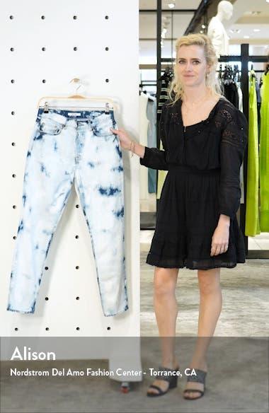 Karolina Bleached Skinny Jeans, sales video thumbnail