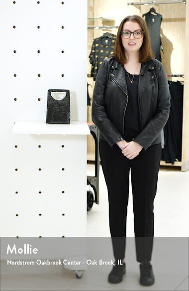 Shannon Faux Leather Handbag, sales video thumbnail