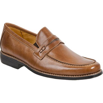 Sandro Moscoloni Basil Penny Loafer, EEE - Brown