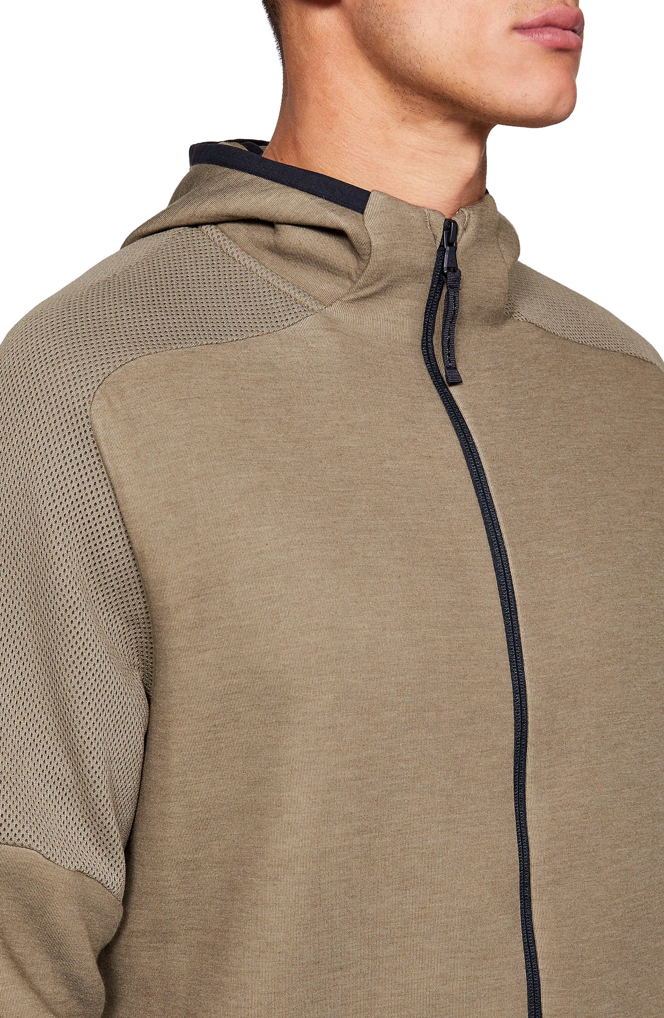 ,                             Unstoppable Move Light Full-Zip Hooded Sweatshirt,                             Alternate thumbnail 14, color,                             200