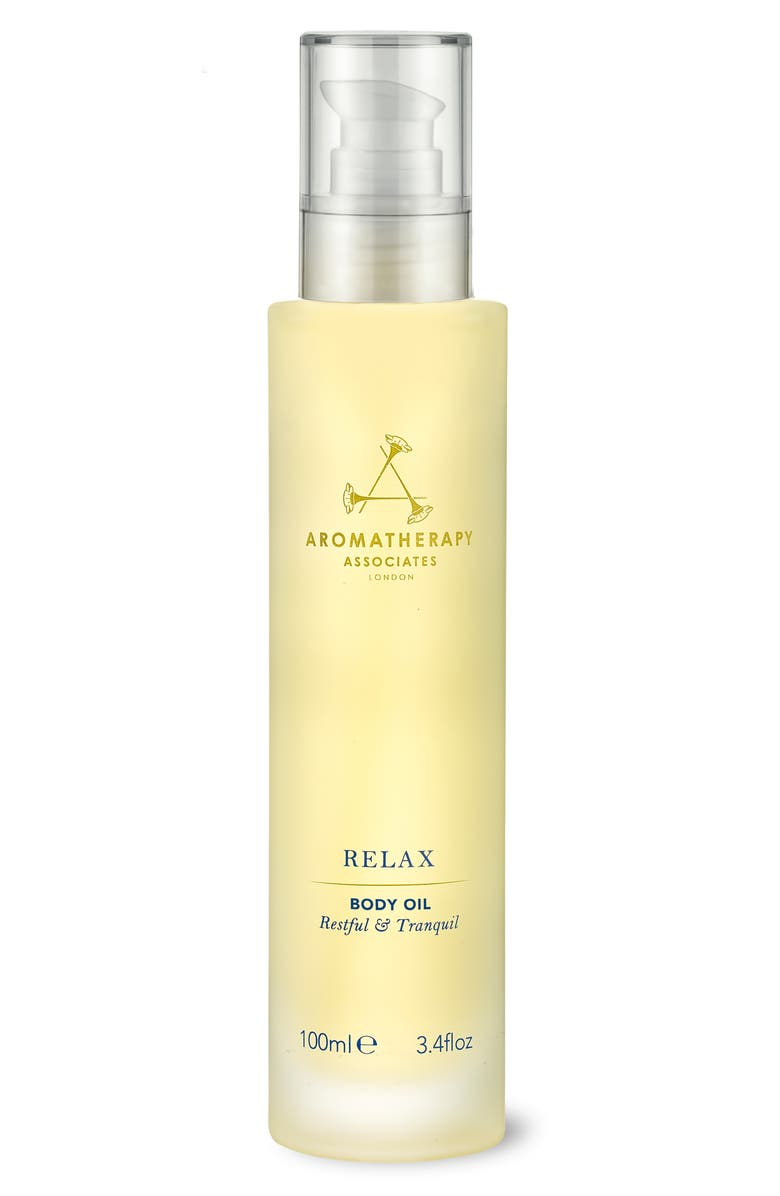 AROMATHERAPY ASSOCIATES Relax Body Oil, Main, color, RELAX