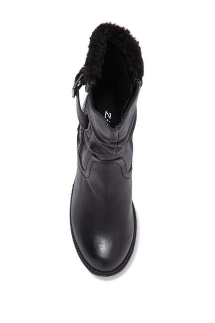 Image of Zigi Soho Furry Faux Shearling Boot