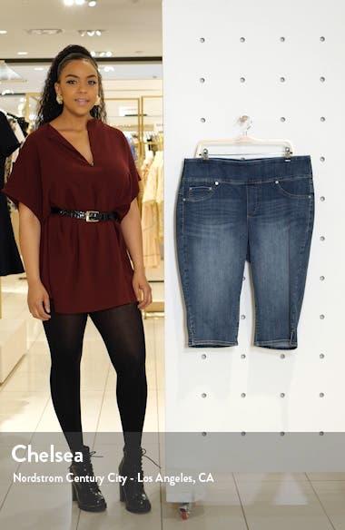 Pull-On Capri Jeans, sales video thumbnail