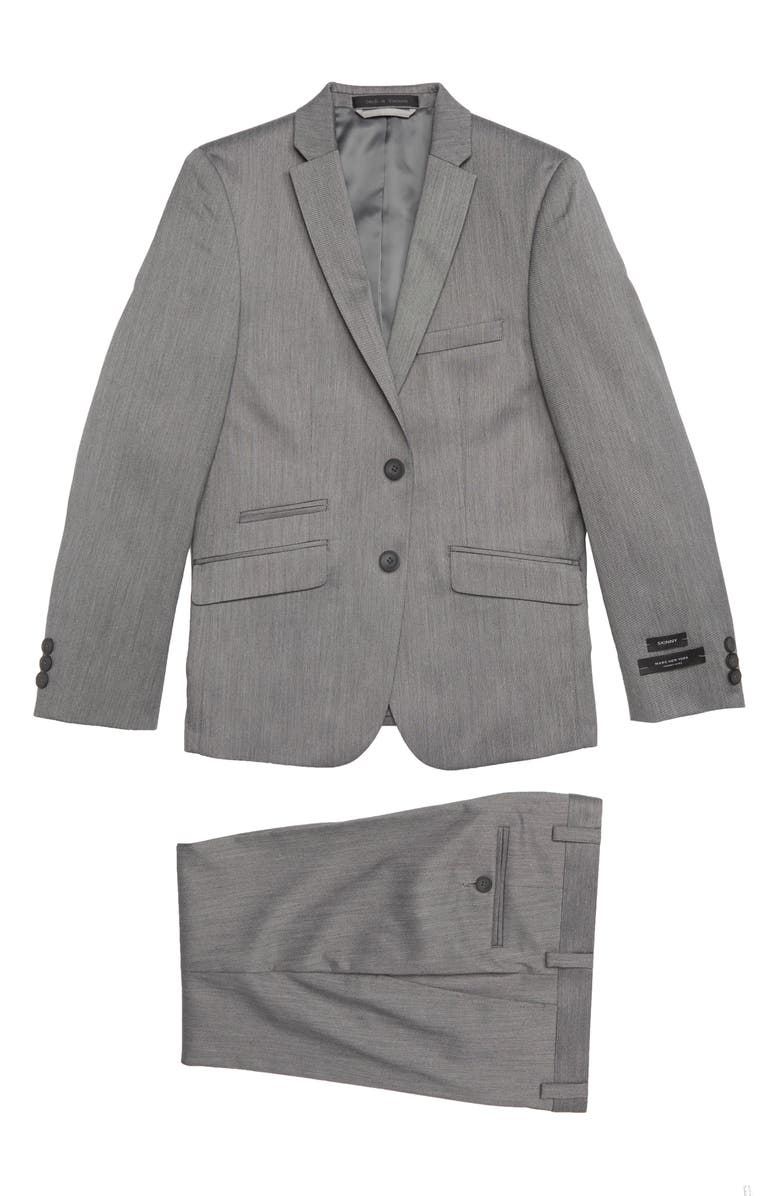 ANDREW MARC Two-Piece Suit, Main, color, 020