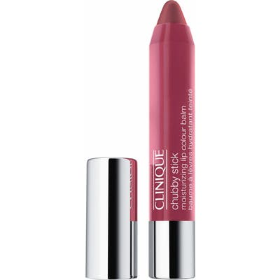 Clinique Chubby Stick Moisturizing Lip Color Balm - Super Strawberry