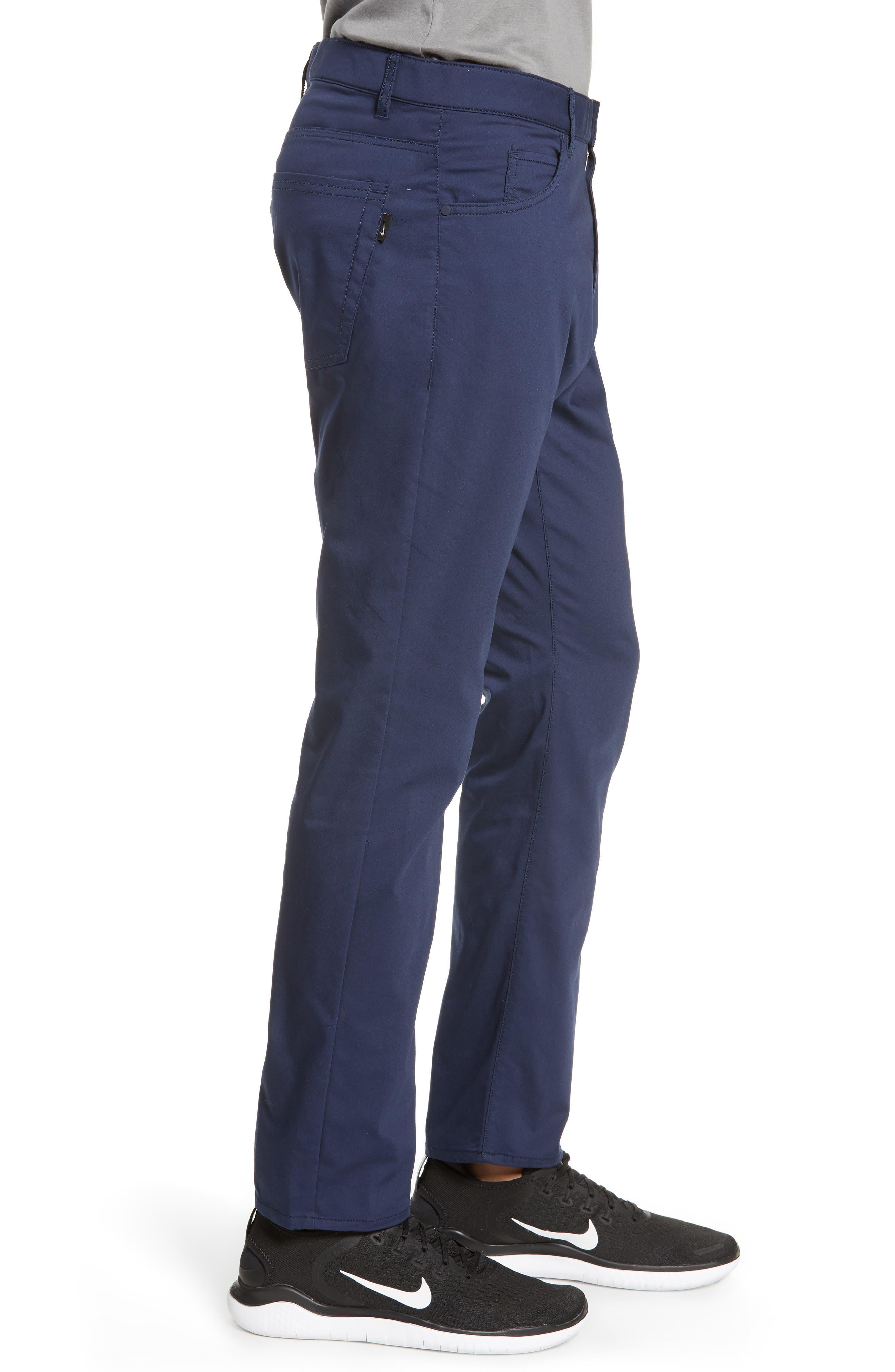 ,                             Flex Slim Fit Dri-FIT Golf Pants,                             Alternate thumbnail 26, color,                             451