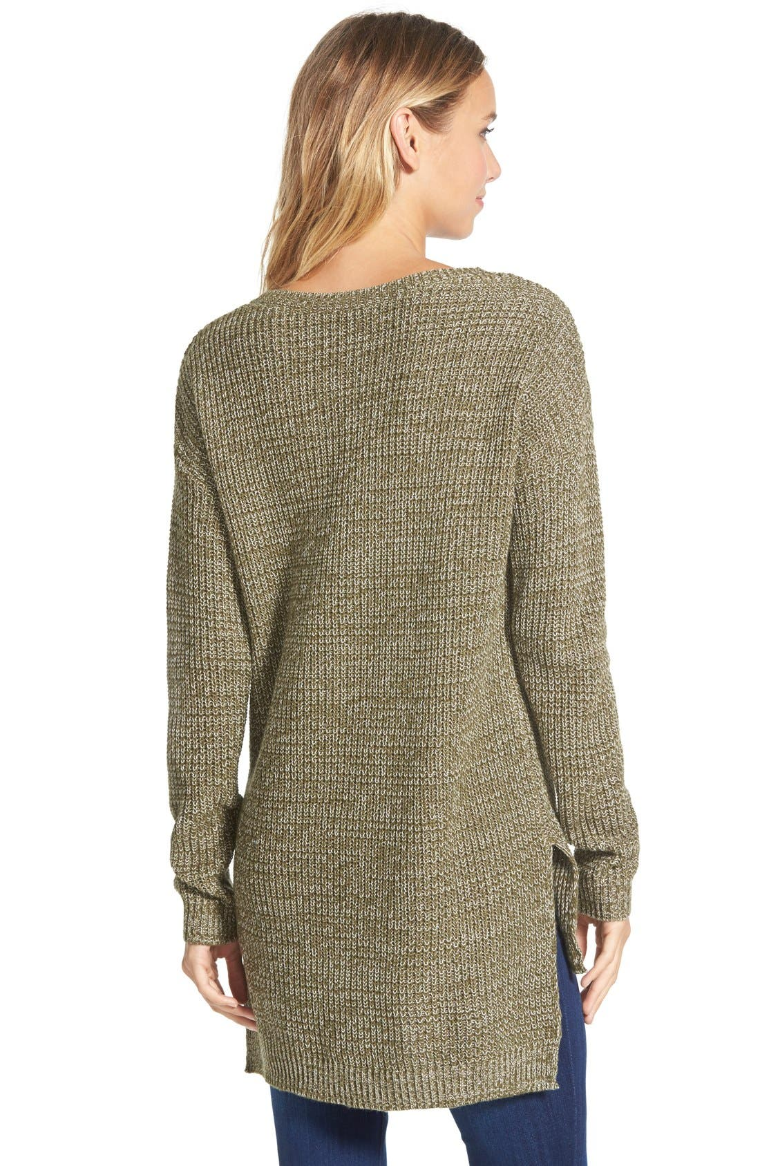 ,                             Textured Knit Pullover,                             Alternate thumbnail 16, color,                             315