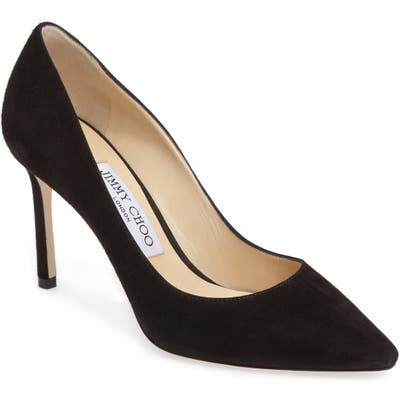 Jimmy Choo Romy Pump, Black