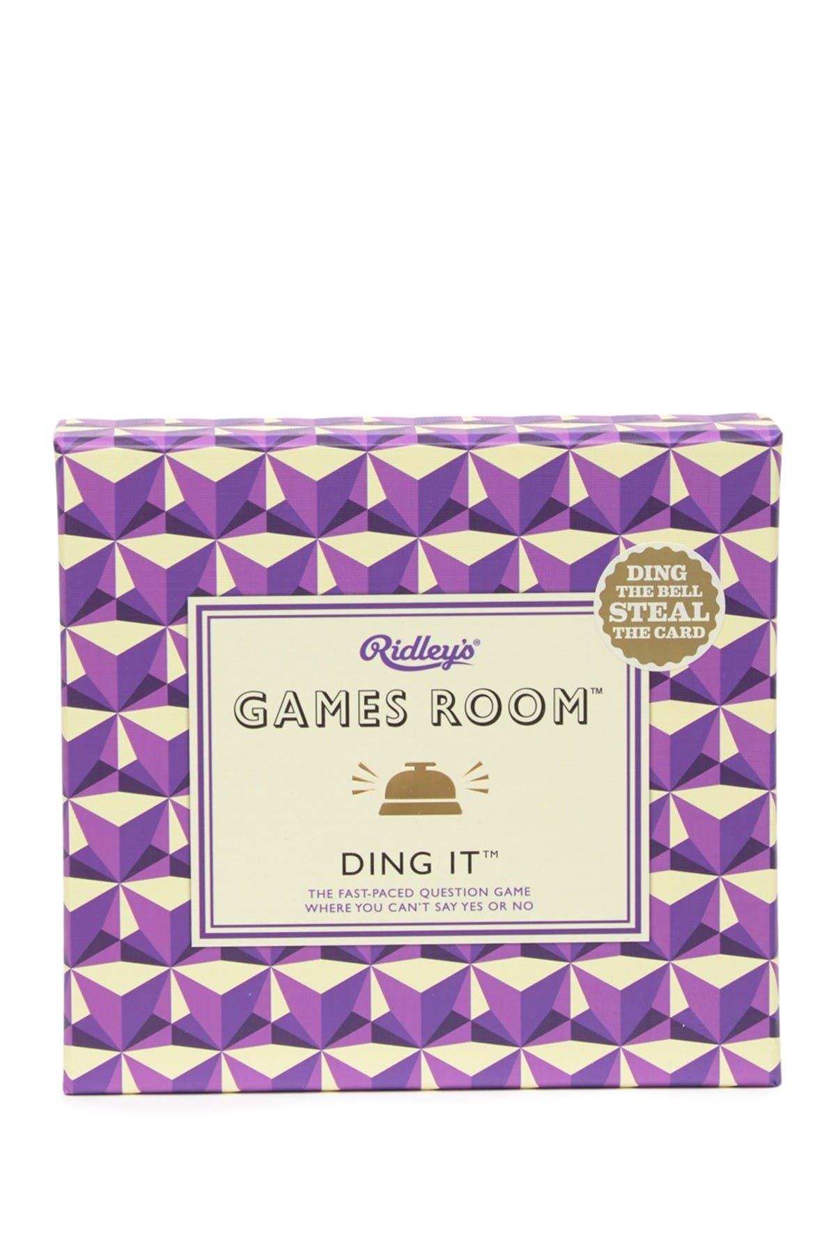 Image of WILD AND WOLF Ridley's Games Room Ding it Game