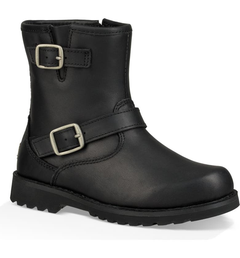 UGG<SUP>®</SUP> Harwell Boot, Main, color, 001