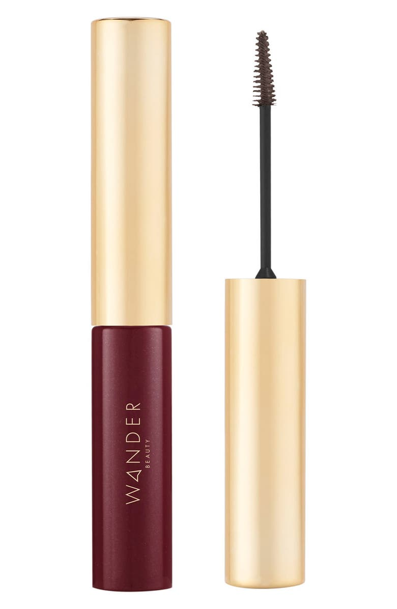 WANDER BEAUTY Frame Your Face Brow Gel, Main, color, DARK BROWN