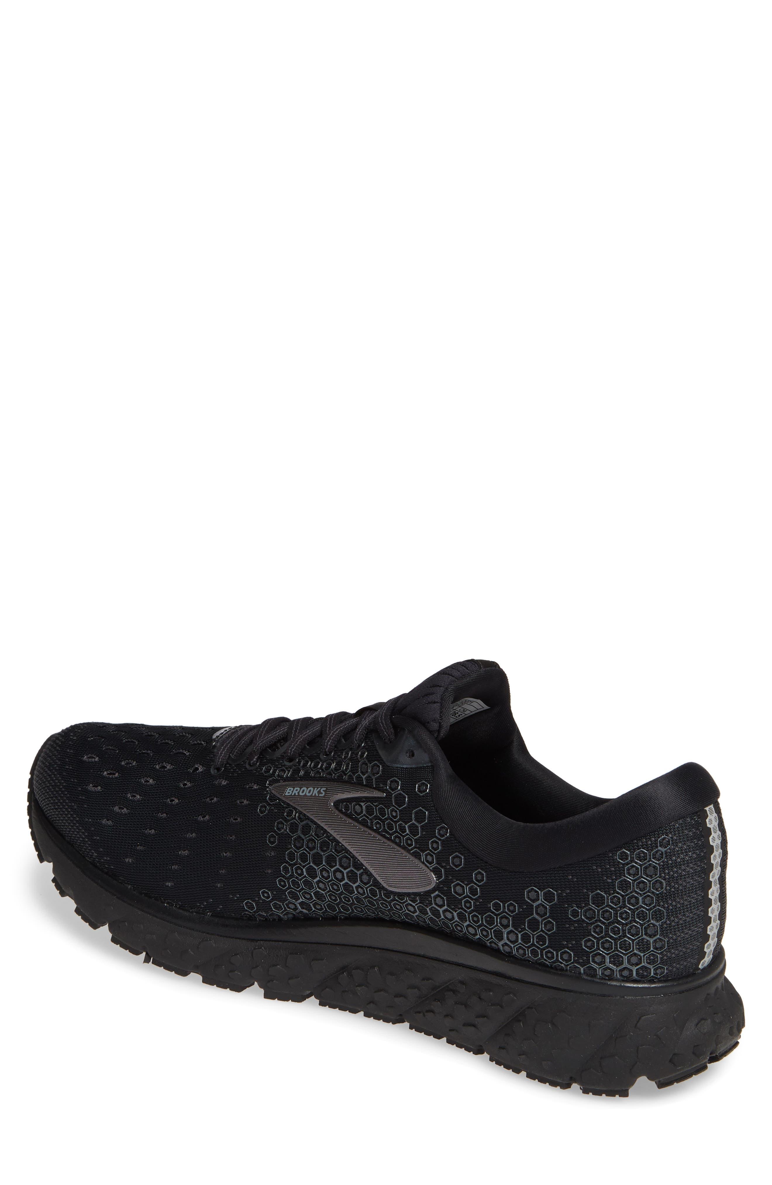 ,                             Glycerin 17 Running Shoe,                             Alternate thumbnail 2, color,                             BLACK/ EBONY