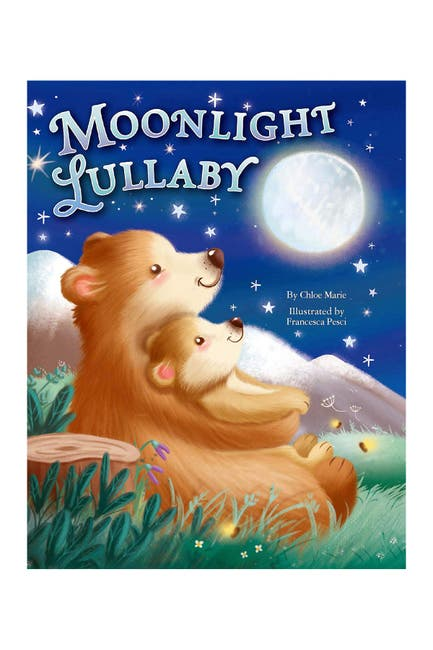 Image of LITTLE HIPPO BOOKS Moonlight Lullaby