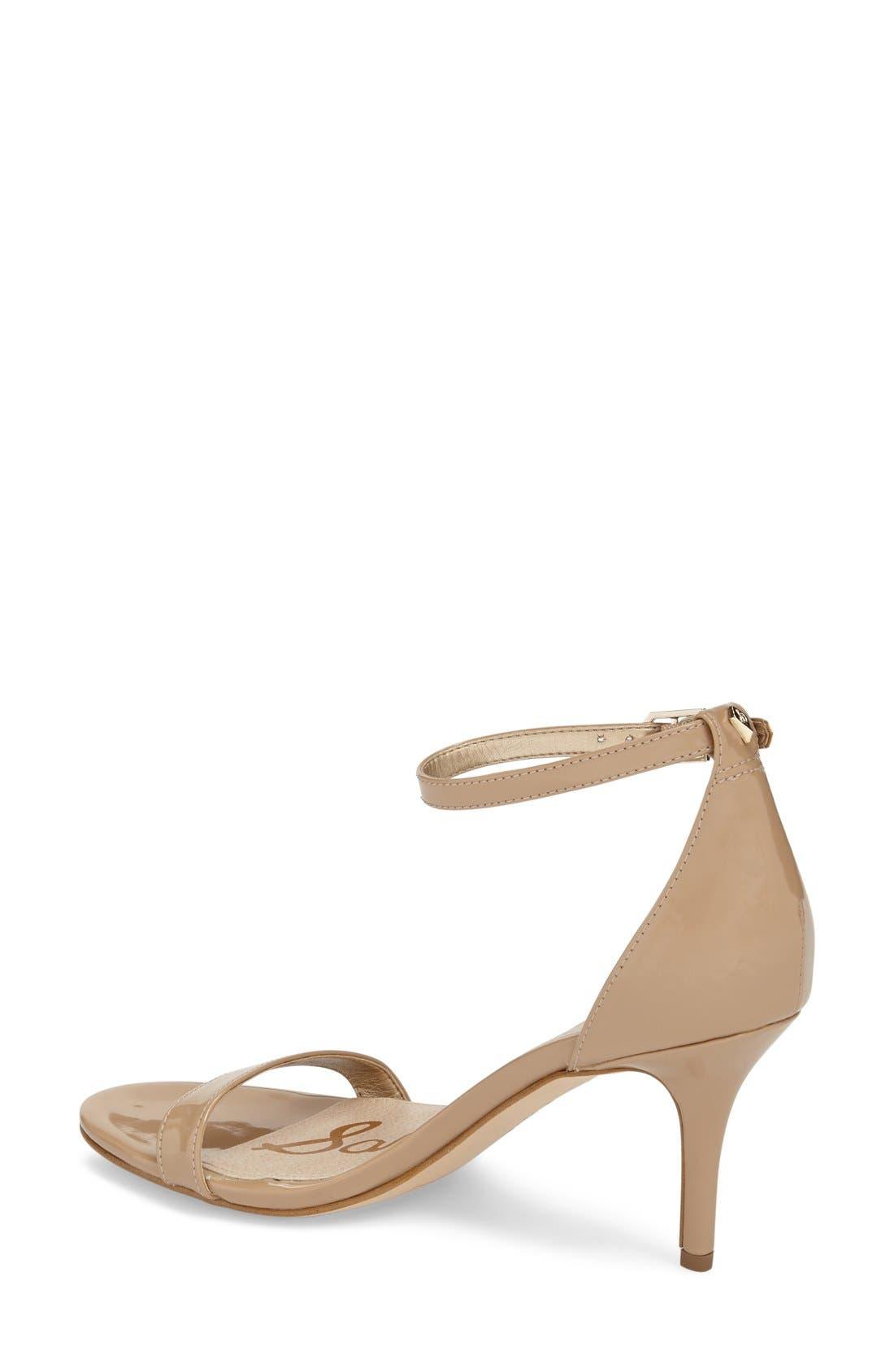 ,                             'Patti' Ankle Strap Sandal,                             Alternate thumbnail 181, color,                             252